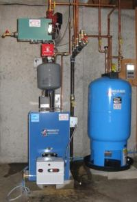 Boilers, Furnaces & Water Heater Installations