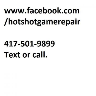 Xbox 360, PS3, Wii Repair & Mods