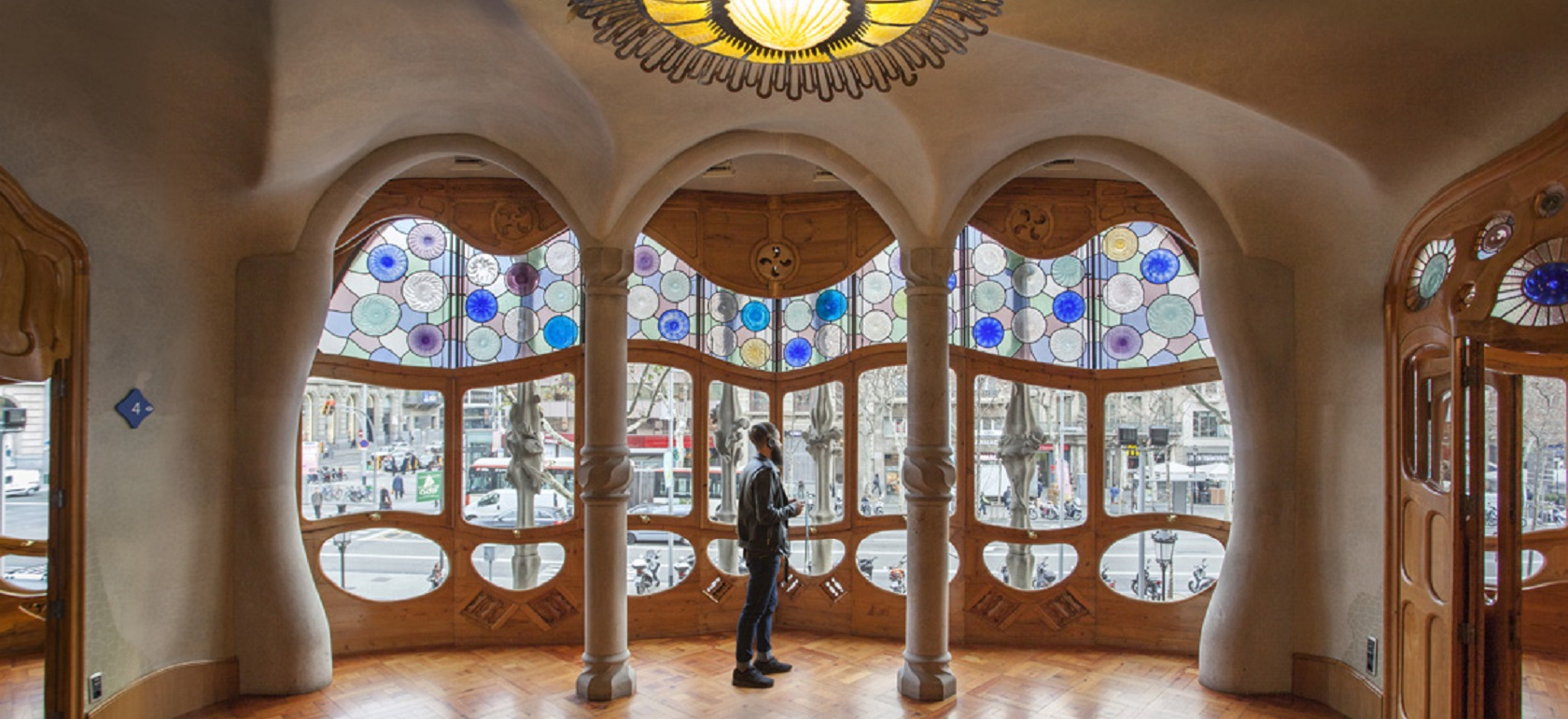 Casa Batll  Be the first