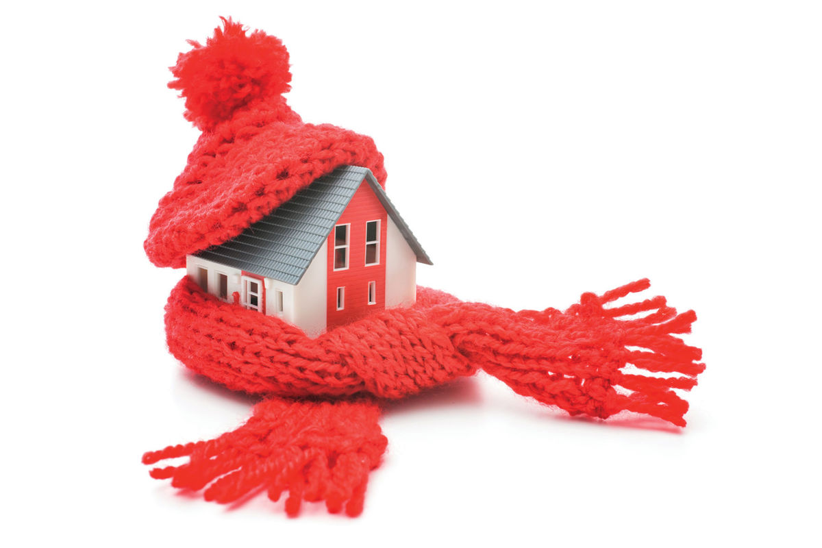 how to keep your house warm in winter 1