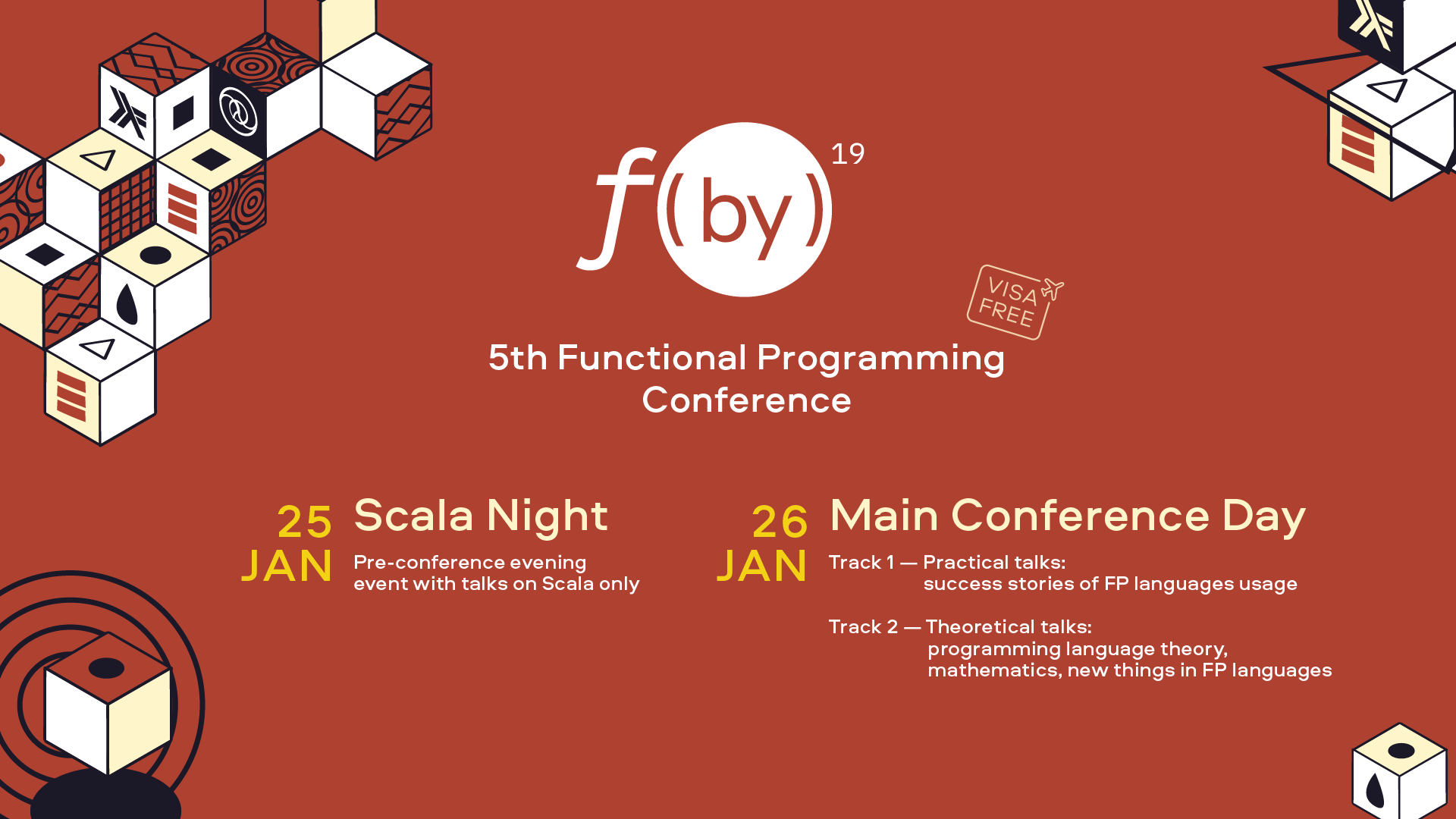 fby 2019 Conference on functional programming  Scala