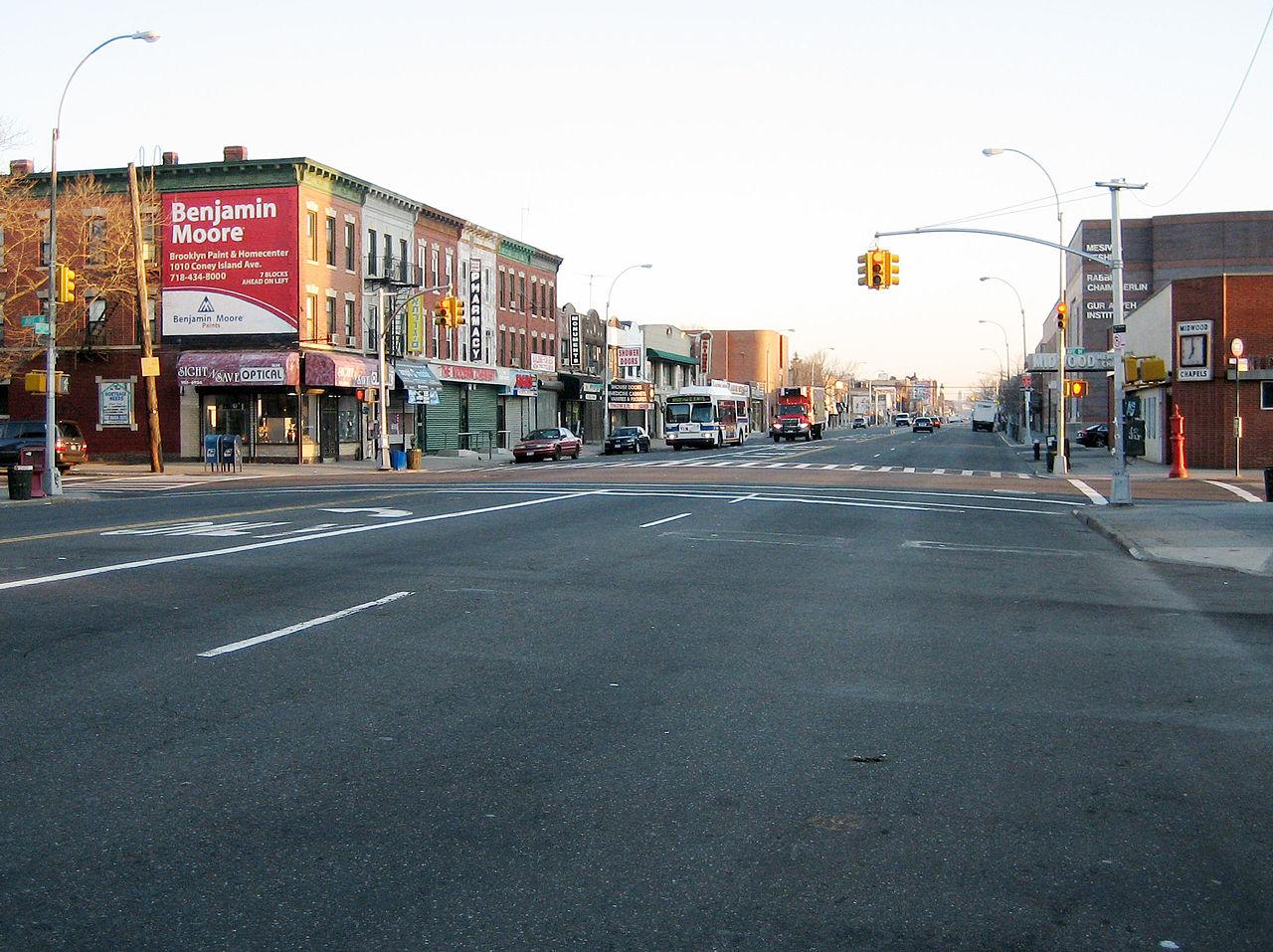 hight resolution of coney island avenue brooklyn ny wikipedia
