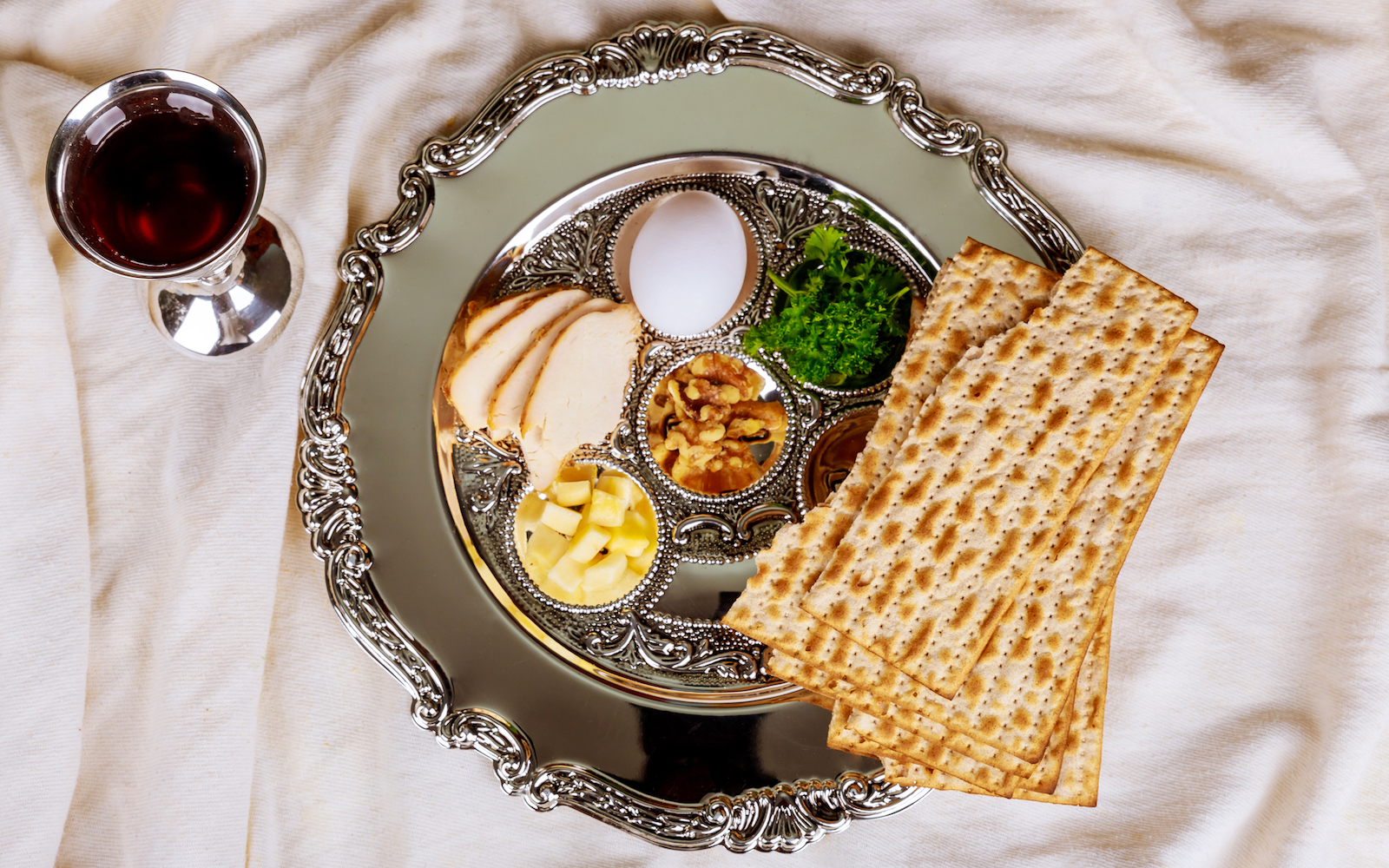 15 Deep Thoughts For A Profound Passover Seder