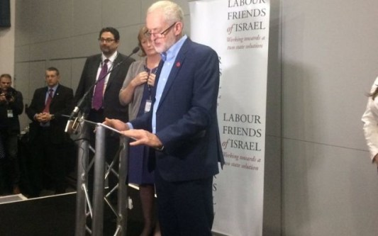 jeremy corbyn labour friends of israel