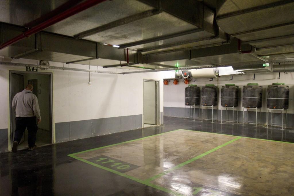 Tel Aviv designates 60 underground parking lots and