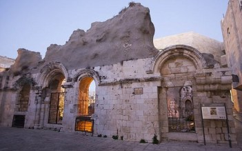 Image result for jordanian destruction of jerusalem