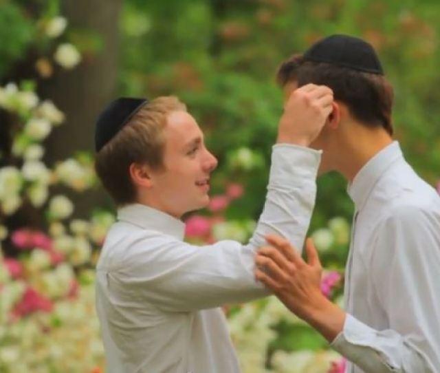 Two Yeshiva Boys Frolic In Potpourri Of Pearls Island Video Photo Credit