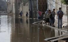 Image result for israel dumps waste into gaza