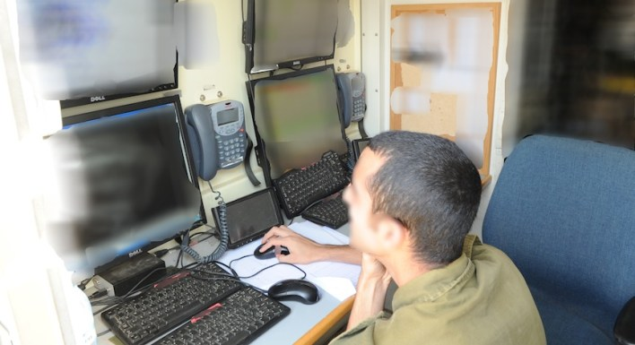 Image result for israeli soldiers hacker