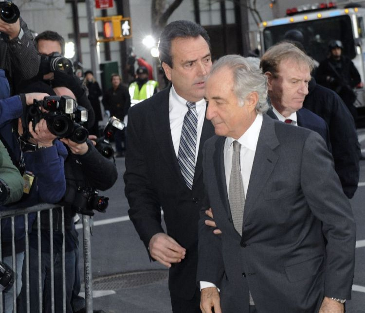 Bernie Madoff's last son dies of cancer | The Times of Israel