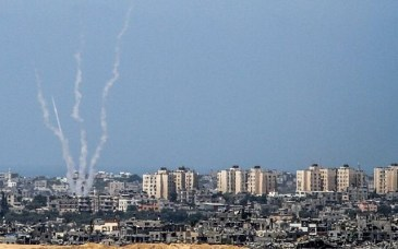 Image result for rockets from Gaza
