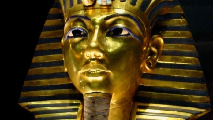 Egyptian mask uncovered to contain verses from your Bible