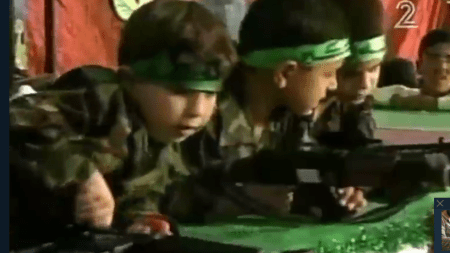 In new Gaza clip, kids urge 'martyrdom, blowing up enemies' | The Times of  Israel