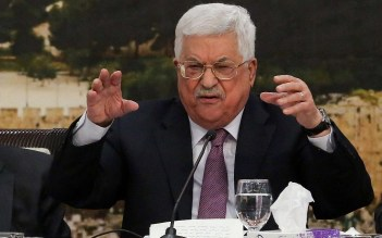 Image result for mahmoud abbas