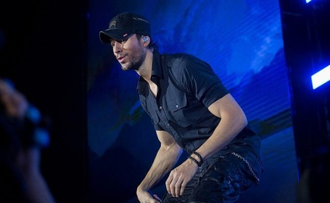 Enrique Iglesias Loves His Israeli Fans But Misses Family