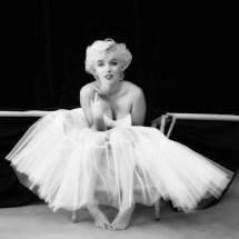Marilyn Monroe as Ballerina