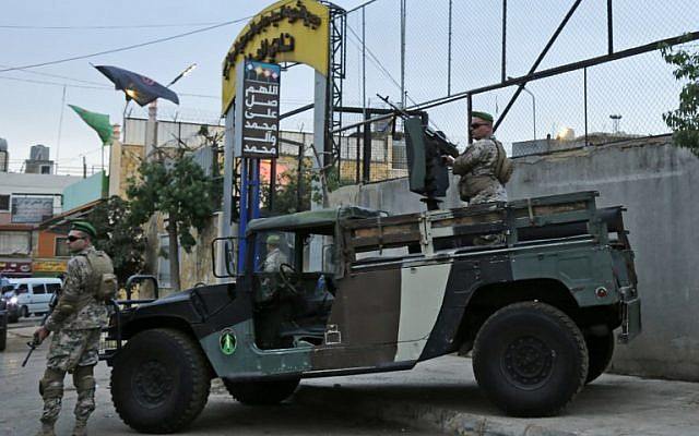 Israel said to warn Beirut it will strike Hezbollah rocket factories
