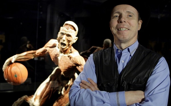 'body Worlds' Creator Asks Part Of Exhibit Death Times Israel