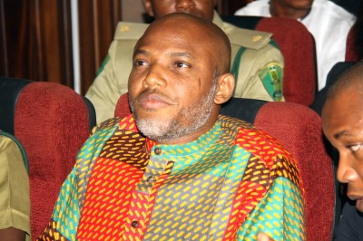 Image result for WHAT NNAMDI KANU SAID ON 2016