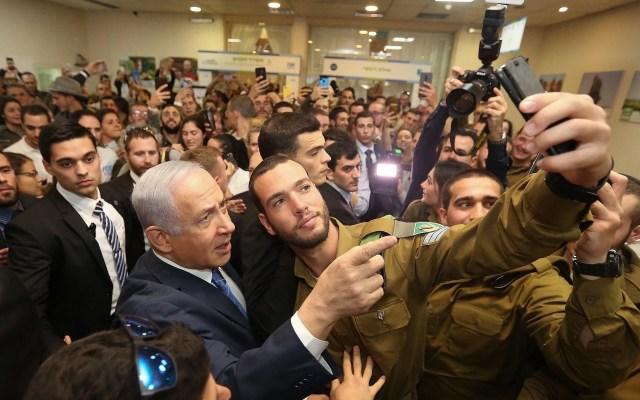 Young Israelis want Netanyahu, older ones Gantz | The Times of Israel