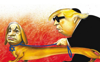 Image result for new york times anti semitic cartoon