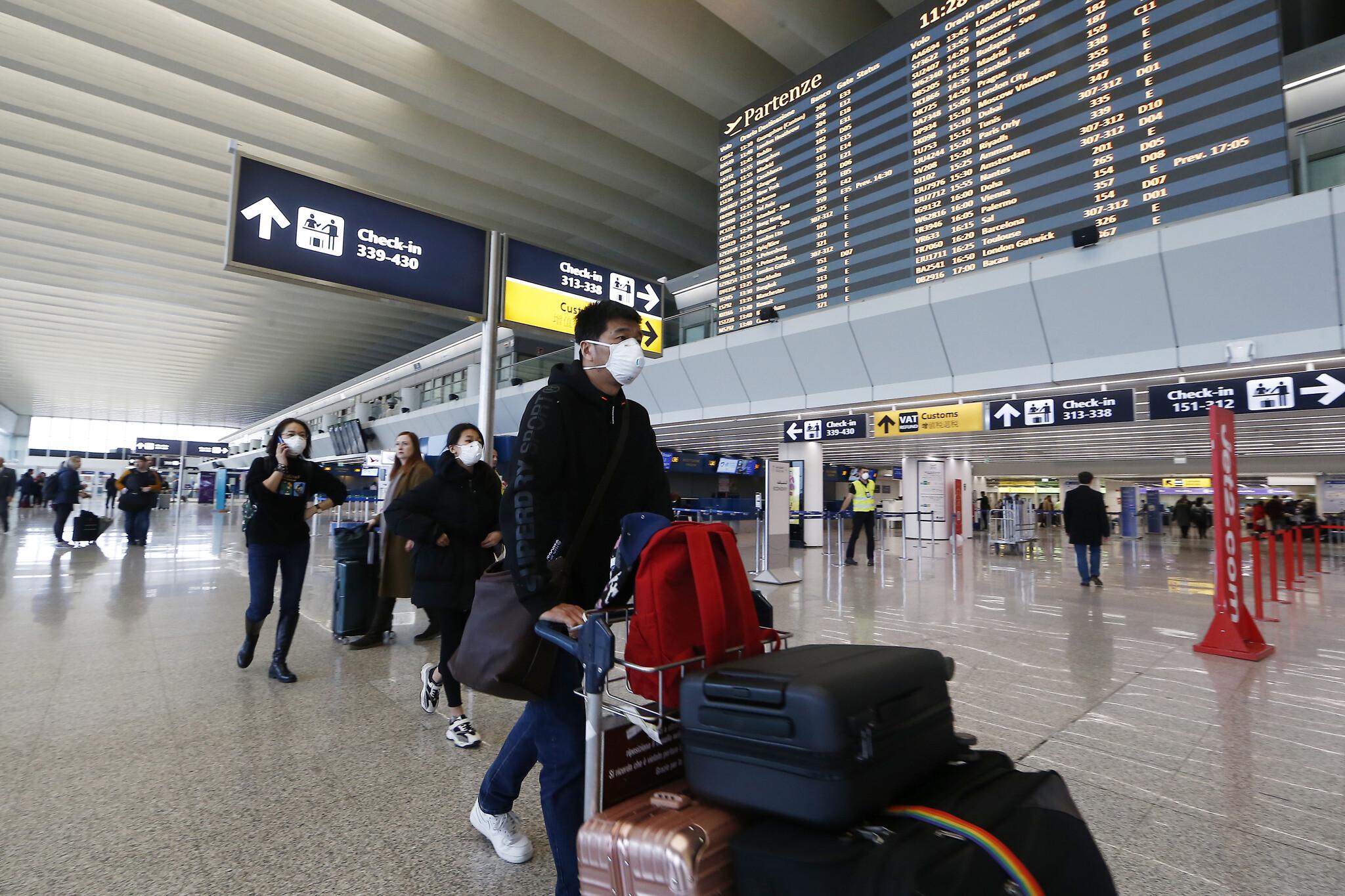 Jordan announces first coronavirus case in man who returned from ...