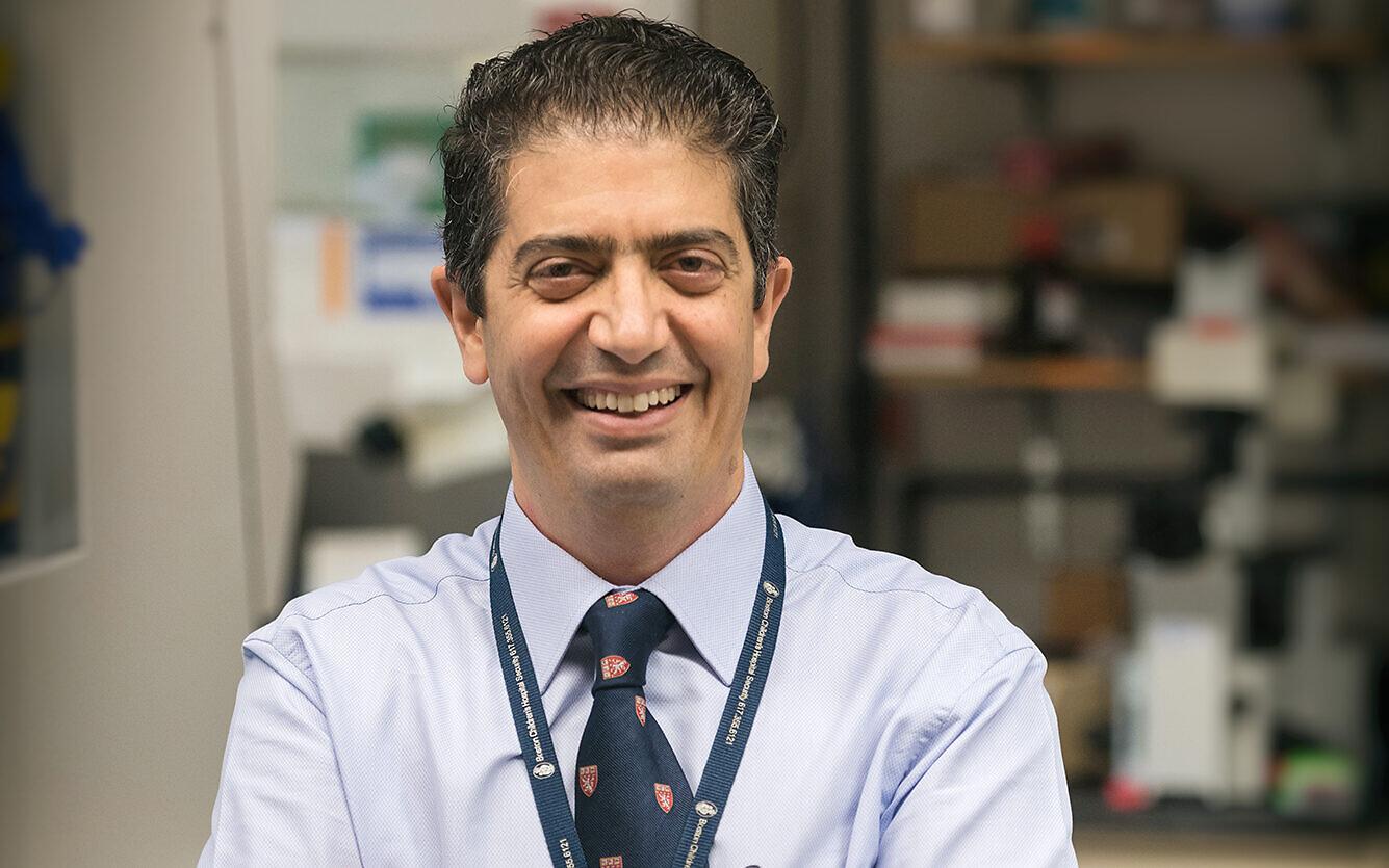 Racing for a coronavirus vaccine, Boston scientist hopes someone ...