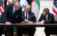 Az Egyesült Arab Emírségek és Izrael közötti békeszerződés szövege
