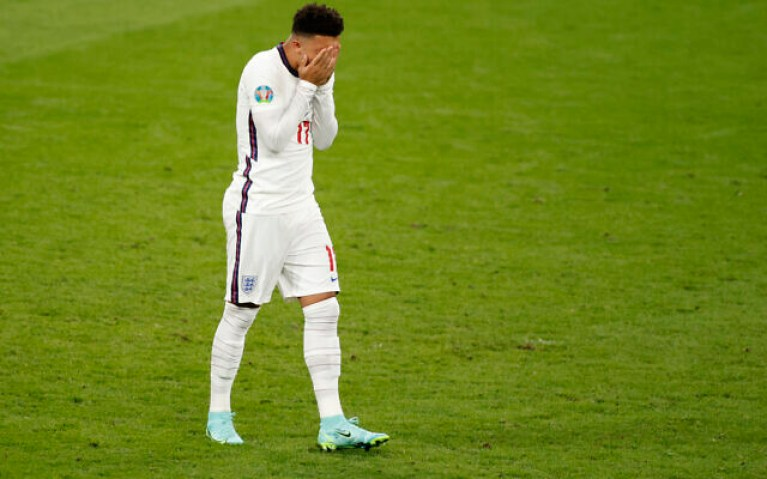 Racist abuse targets 3 English players who missed penalties in Euro soccer  final | The Times of Israel