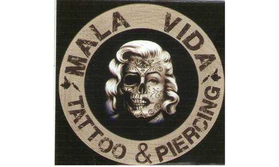 Tatuajes Y Piercings Mala Vida Tattoo En Cordon Colonia 1787 B