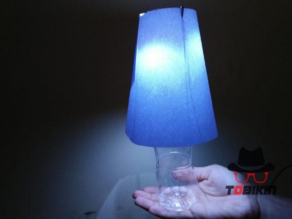 Membuat Lampu Tidur Mini  Tobikincom