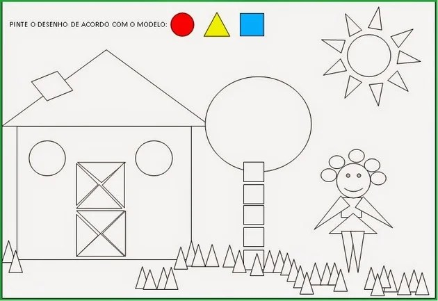 Atividades De Ingles Cores Educao Infantil Mitsubishi Car