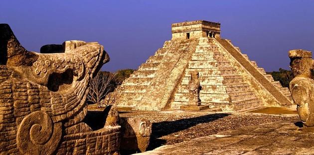 Primeiros povos da America maias