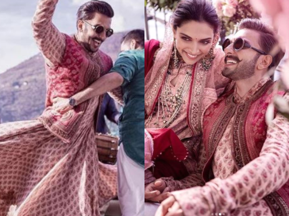 These wedding photos of Deepika Padukone and Ranveer Singh prove they are in TRUE love