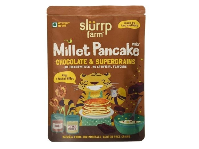 Slurrp Farm Instant Breakfast Millet Pancake Mix