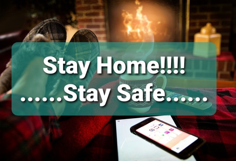 Stay Home Whatsapp Stickers: How to encourage people to stay at ...