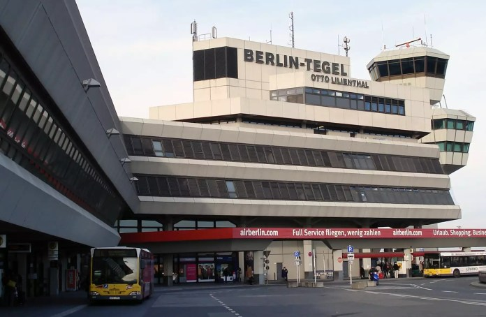 Berlin-Tegel Airport | Times of India Travel