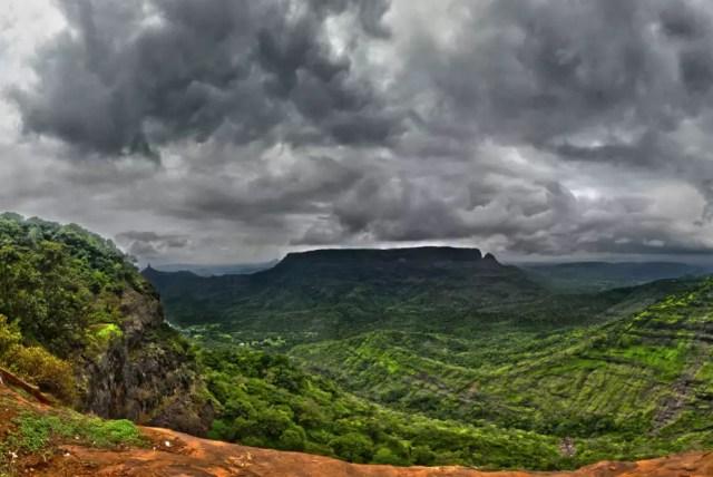 Image result for matheran panorama point
