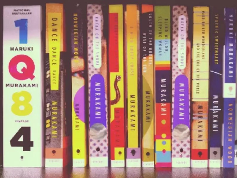 The best of Murakami's most magical books | The Times of India
