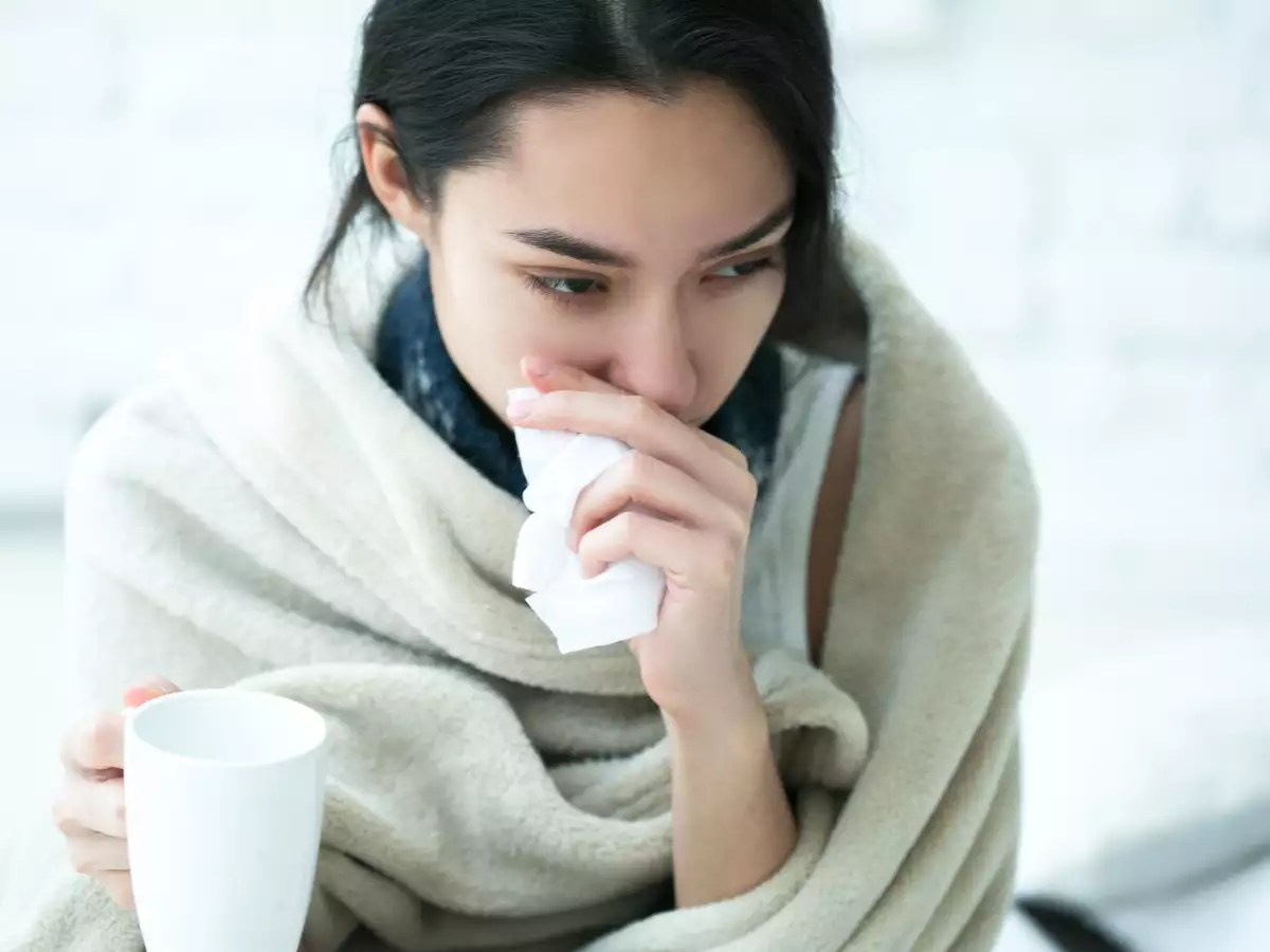 5 natural home remedies to get relief from flu | The Times of India