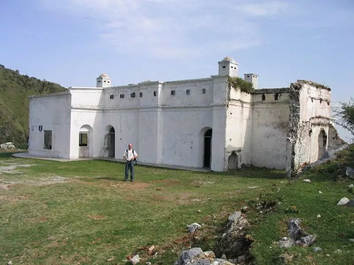 Mussoorie's George Everest House to be developed for stargazing   Times of  India Travel