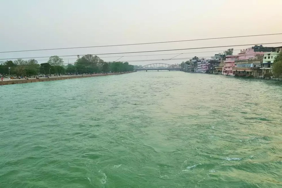 Ganga river water becomes fit for drinking in Haridwar, Rishikesh during India's lockdown