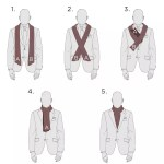 Etimessuavemen Five Ways Men Can Experiment With Scarves Times Of India