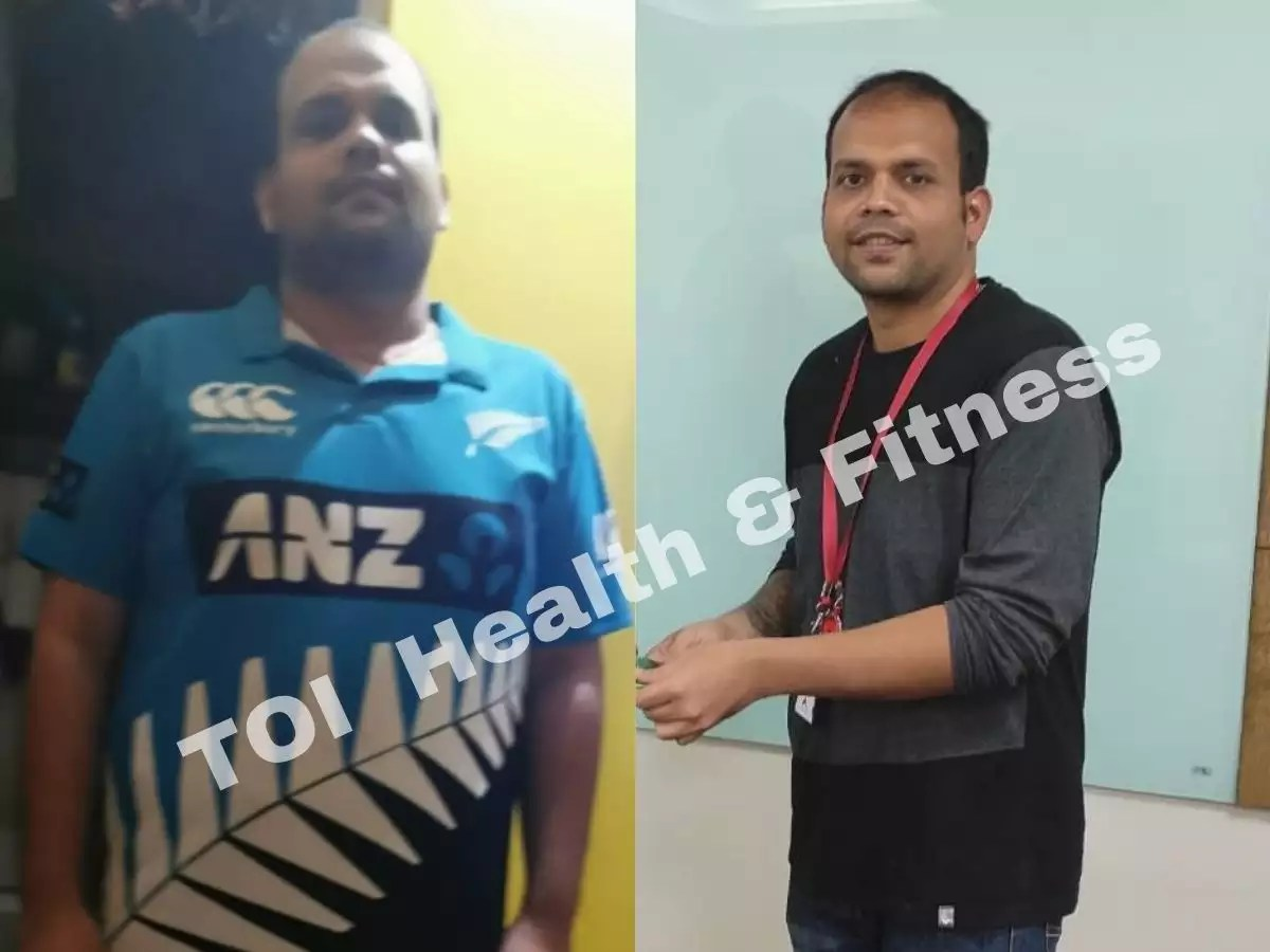 """Weight loss story: """"I started walking for 15 kms everyday but now I focus on strength training""""  