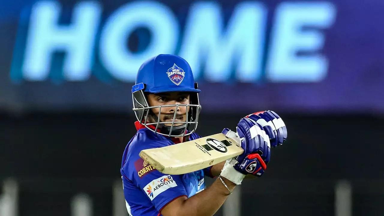 IPL 2021, Match 25: Prithvi Shaw's heroics lead Delhi's big win over KKR  | The Times of India