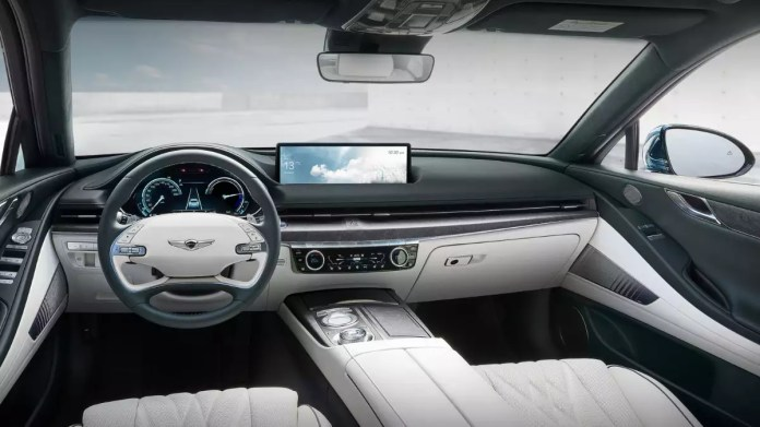 Genesis G80 electric: Genesis debuts electrified G80 at Auto Shanghai - Times of India   Latest News Live   Find the all top headlines, breaking news for free online April 24, 2021