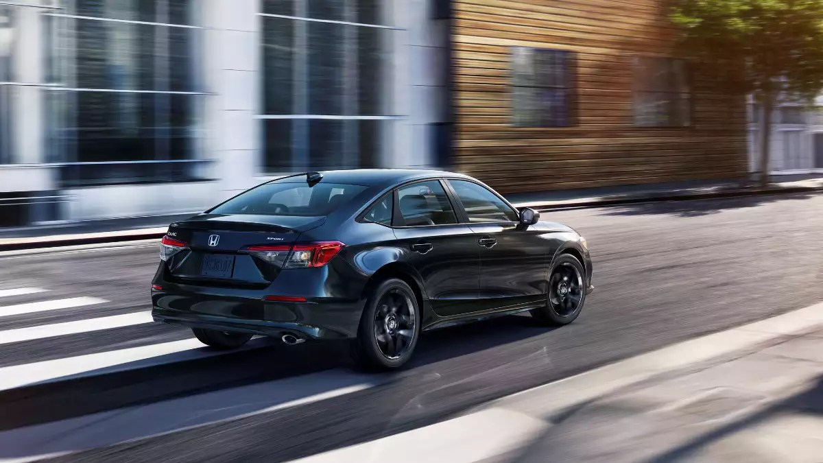Honda Civic 2022: 11th generation Honda Civic breaks cover globally | – Times of India