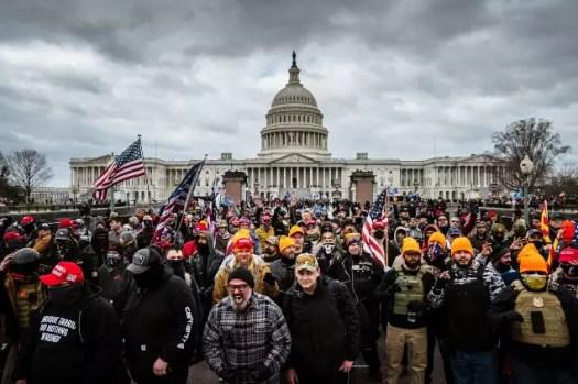 US Capitol news: Donald Trump supporters storm US Capitol, disrupting electoral count: Highlights | India News 6