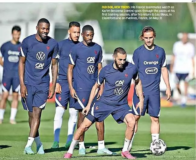 Compare the different types of banks and what they offer. Euro 2021 How Karim Benzema Made His Way Back To The French Squad After A Five Year Exile Football News Times Of India