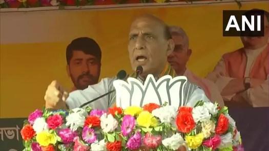 Mamata Banerjee attacks Amit Shah; BJP takes a dig at TMC chief's temple visits | India News 2